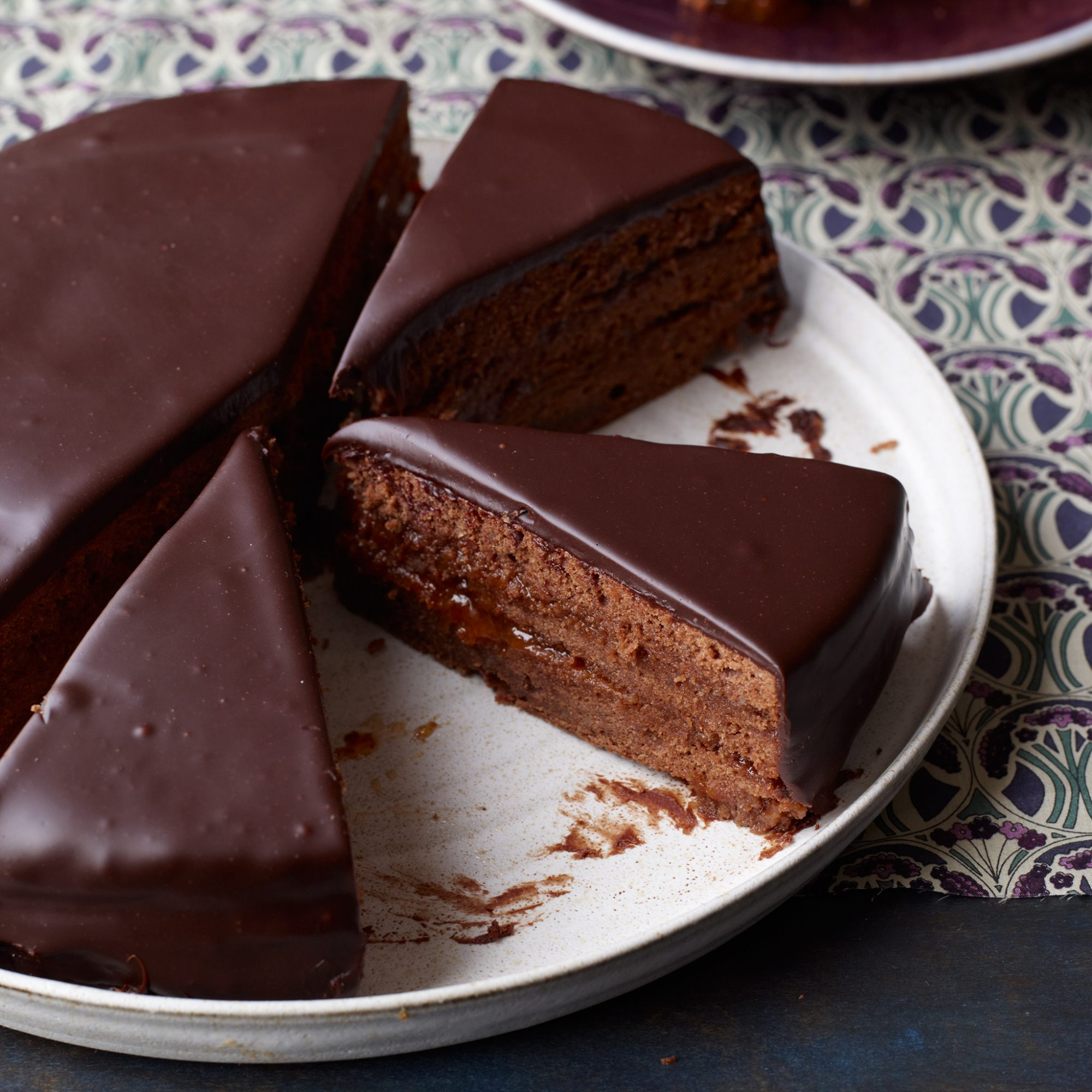 Austrian Chocolate Cake Recipe