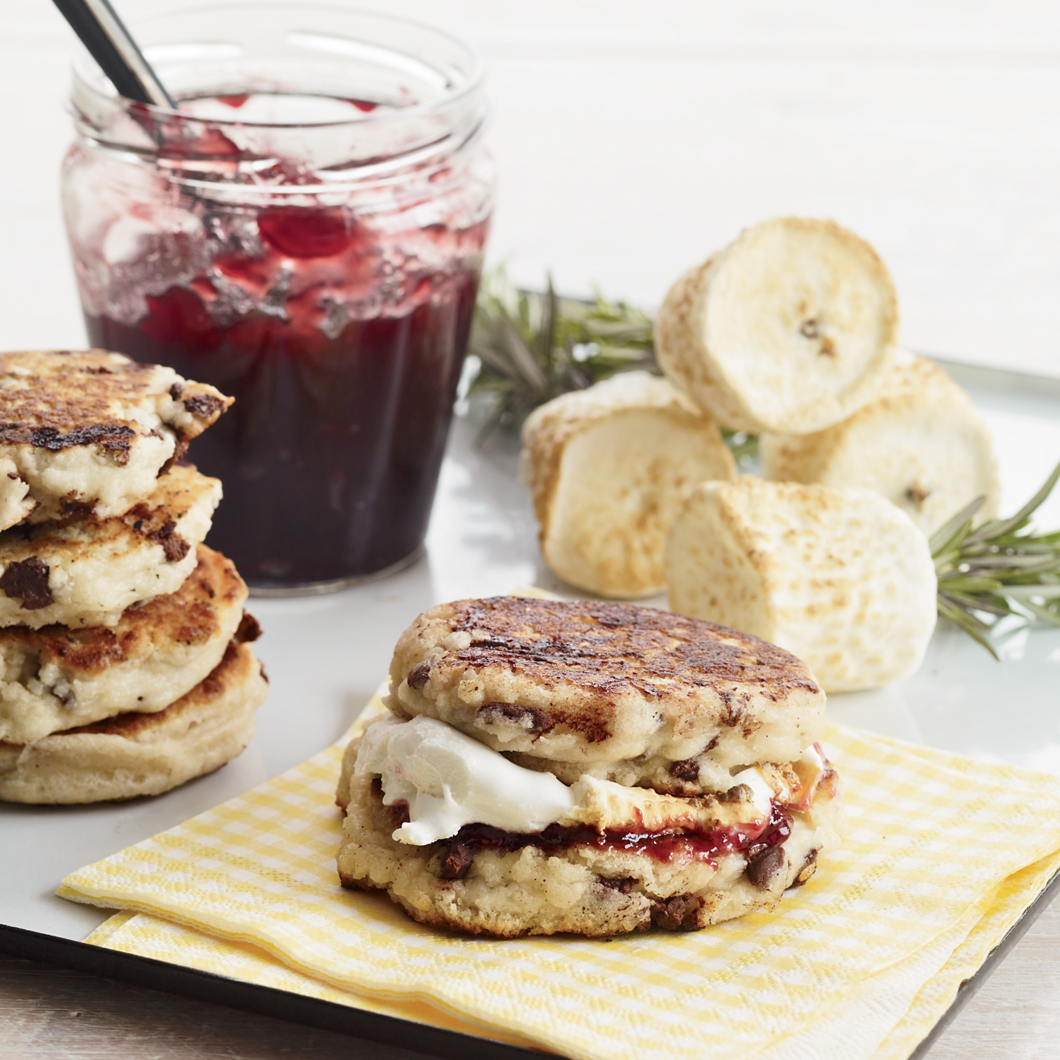 Campfire Biscuit S'mores Recipe