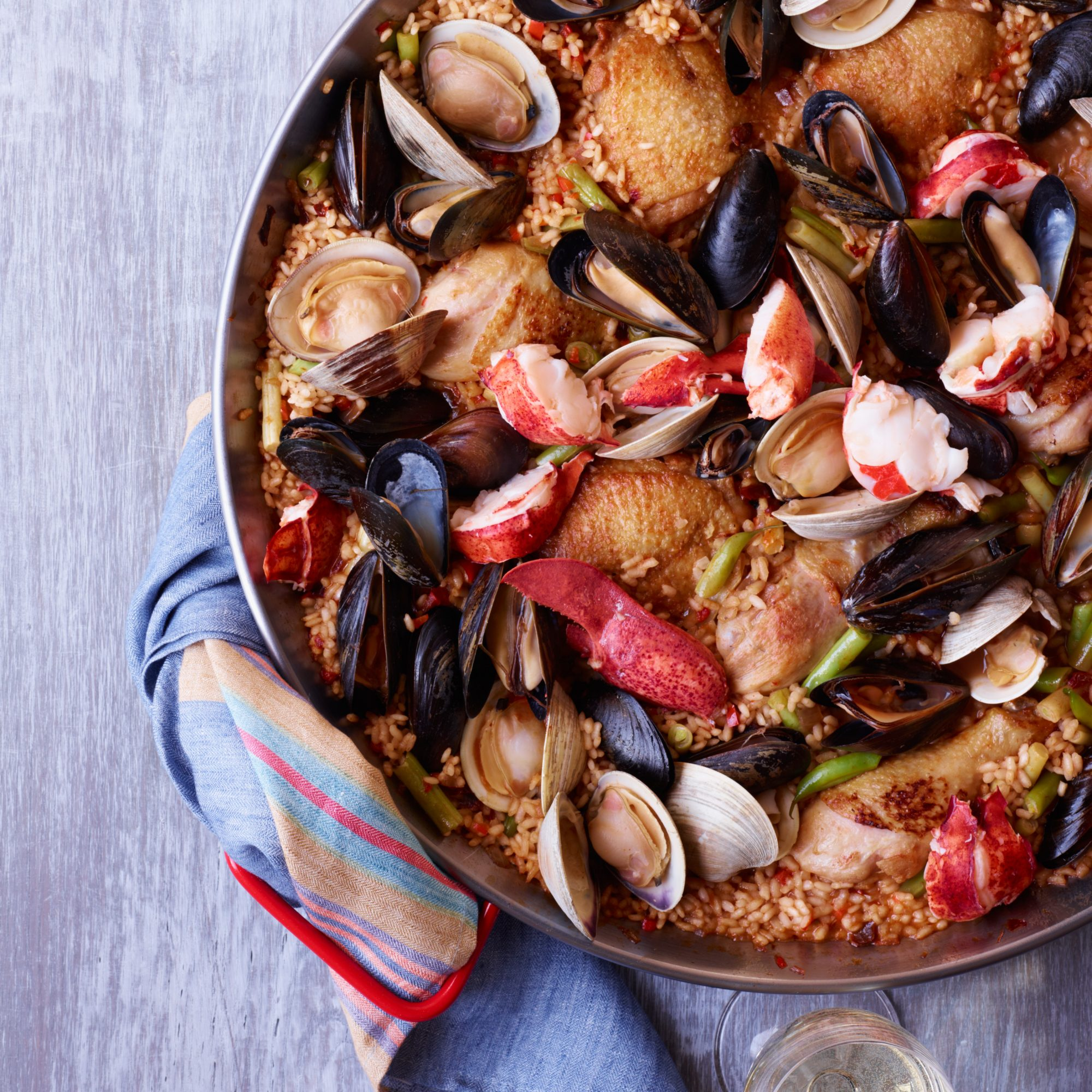Summer Grilling: How to Make Paella