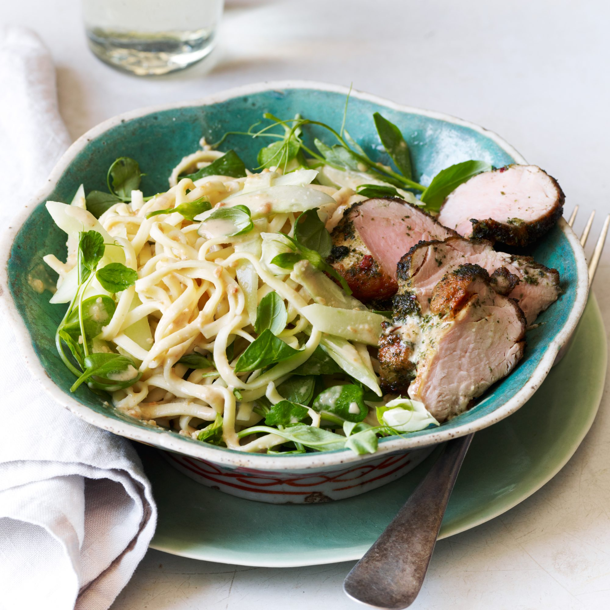 Cold pork salad recipe