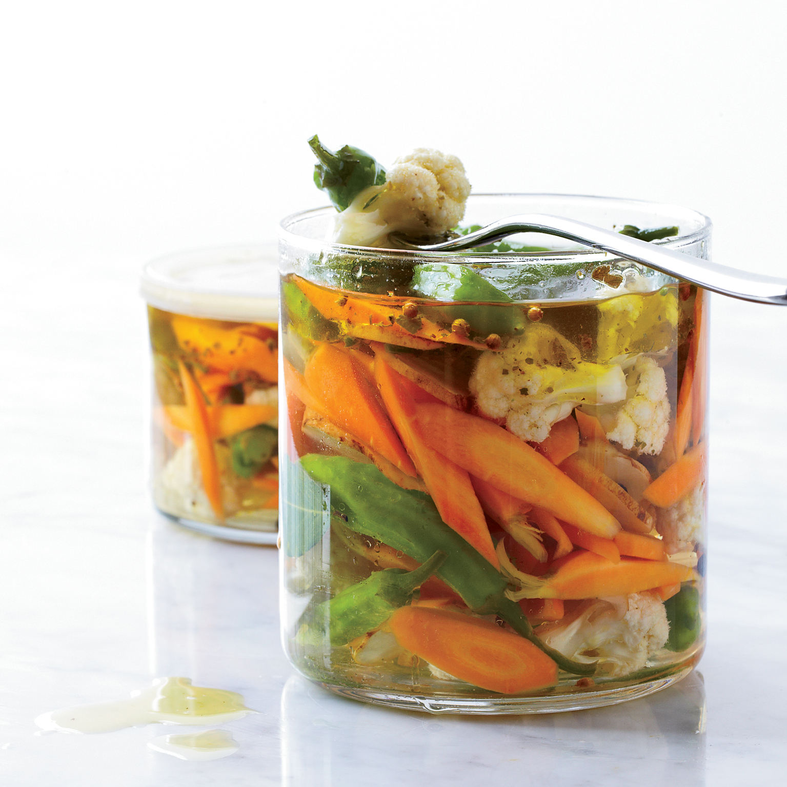 Fall Vegetable Giardiniera