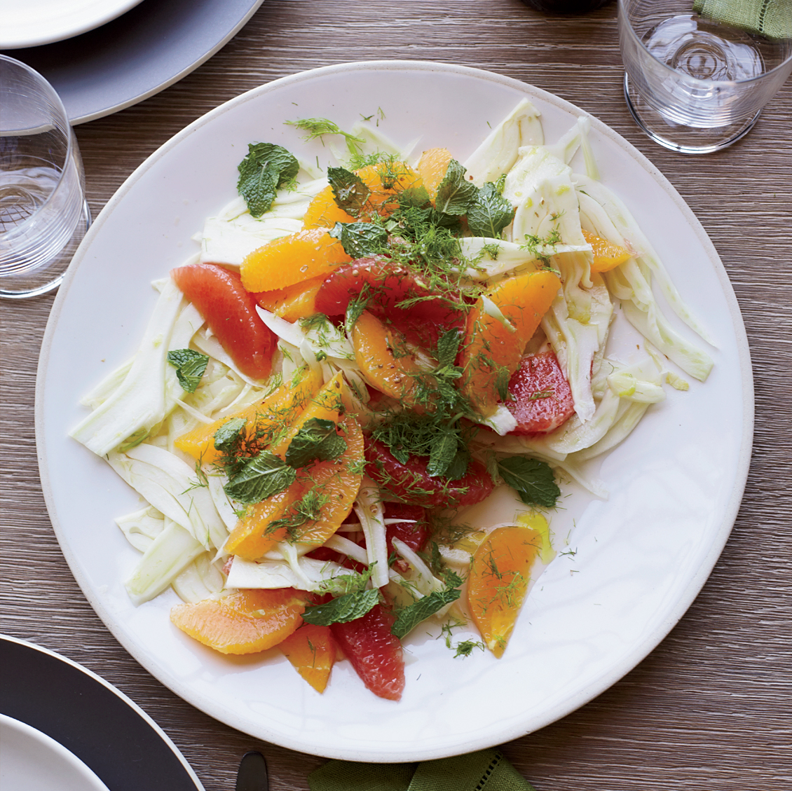 Fennel-and-Citrus Salad with Mint Recipe - Matthew Accarrino | Food ...