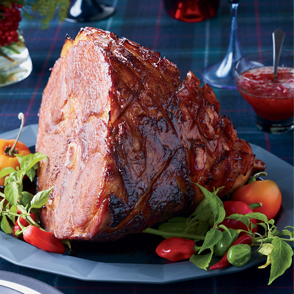 Holiday Pairing: Smoky Glazed Ham with Pinot Noir