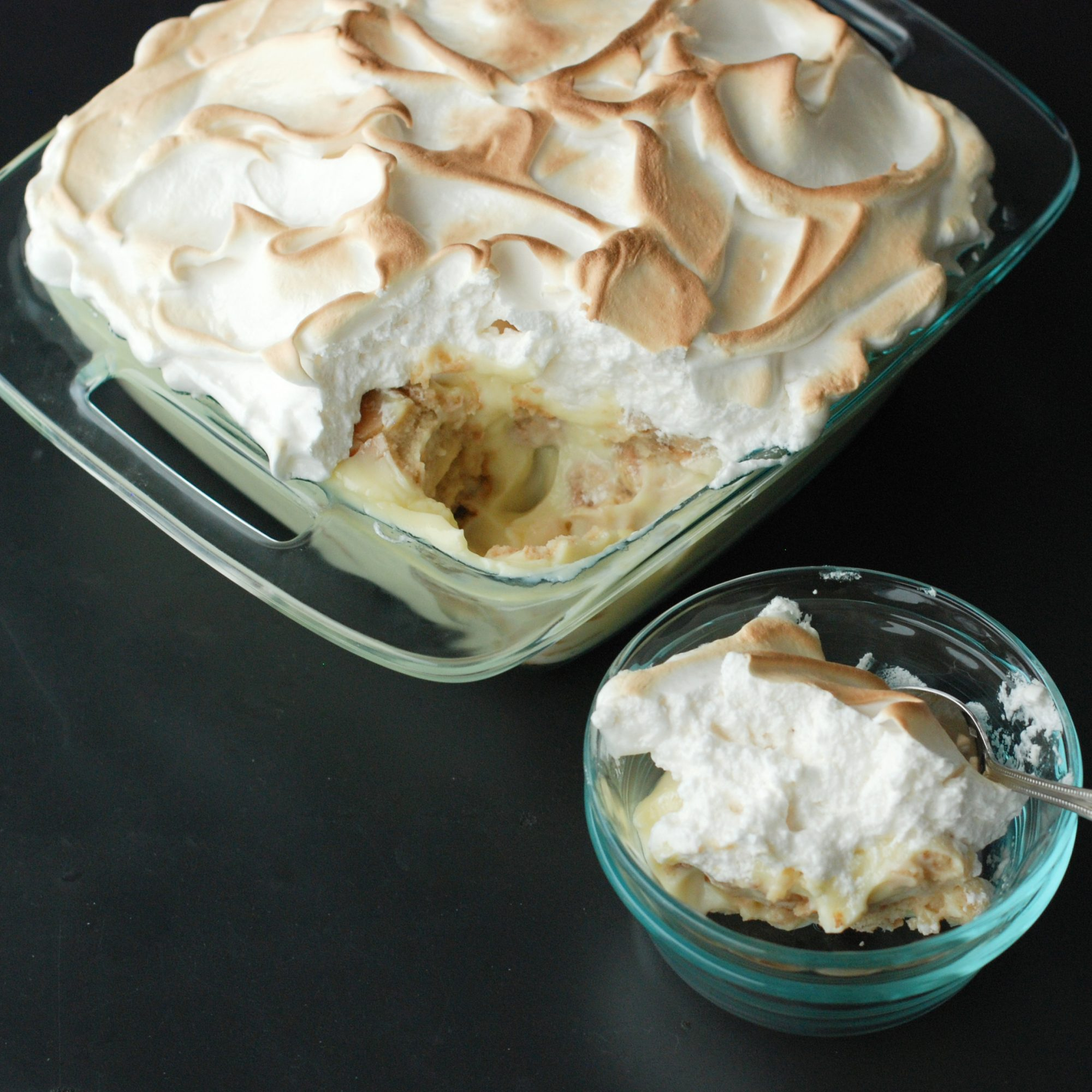 Andrew Zimmern's Best Recipes: Miss Myra's Banana Pudding