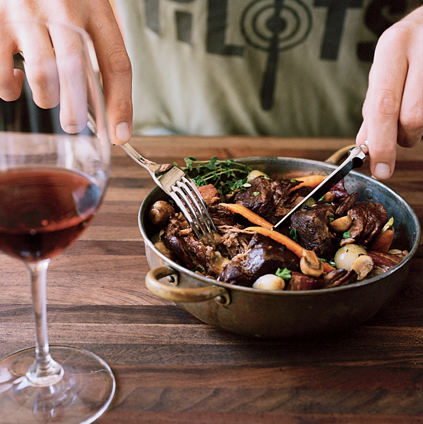Short Rib Bourguignon Recipe -Aaron Barnett | Food & Wine