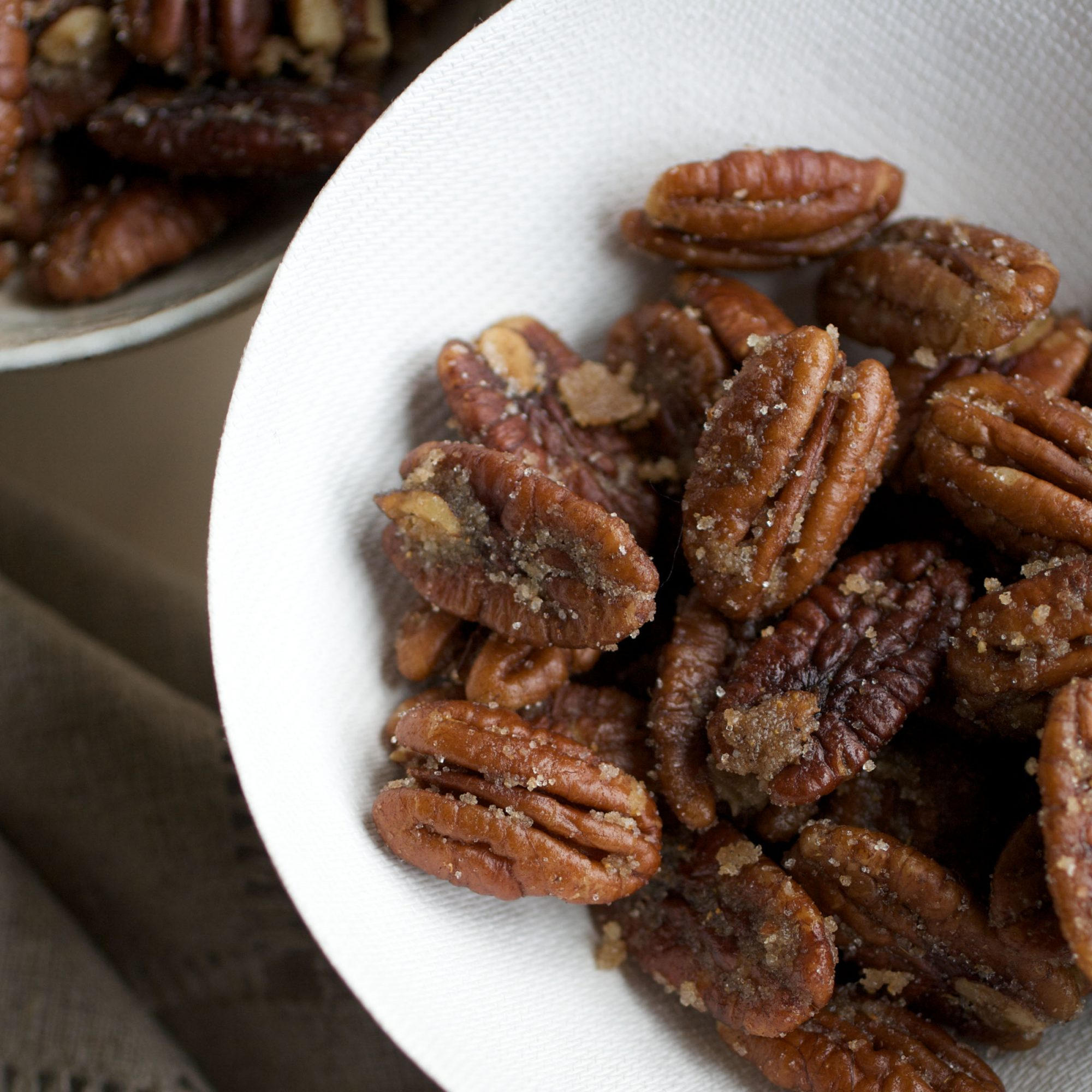 Ginger-Spiced Pecans