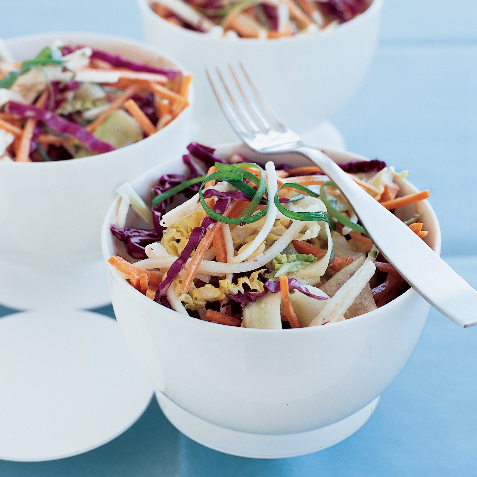 Asian Vegetable Slaw