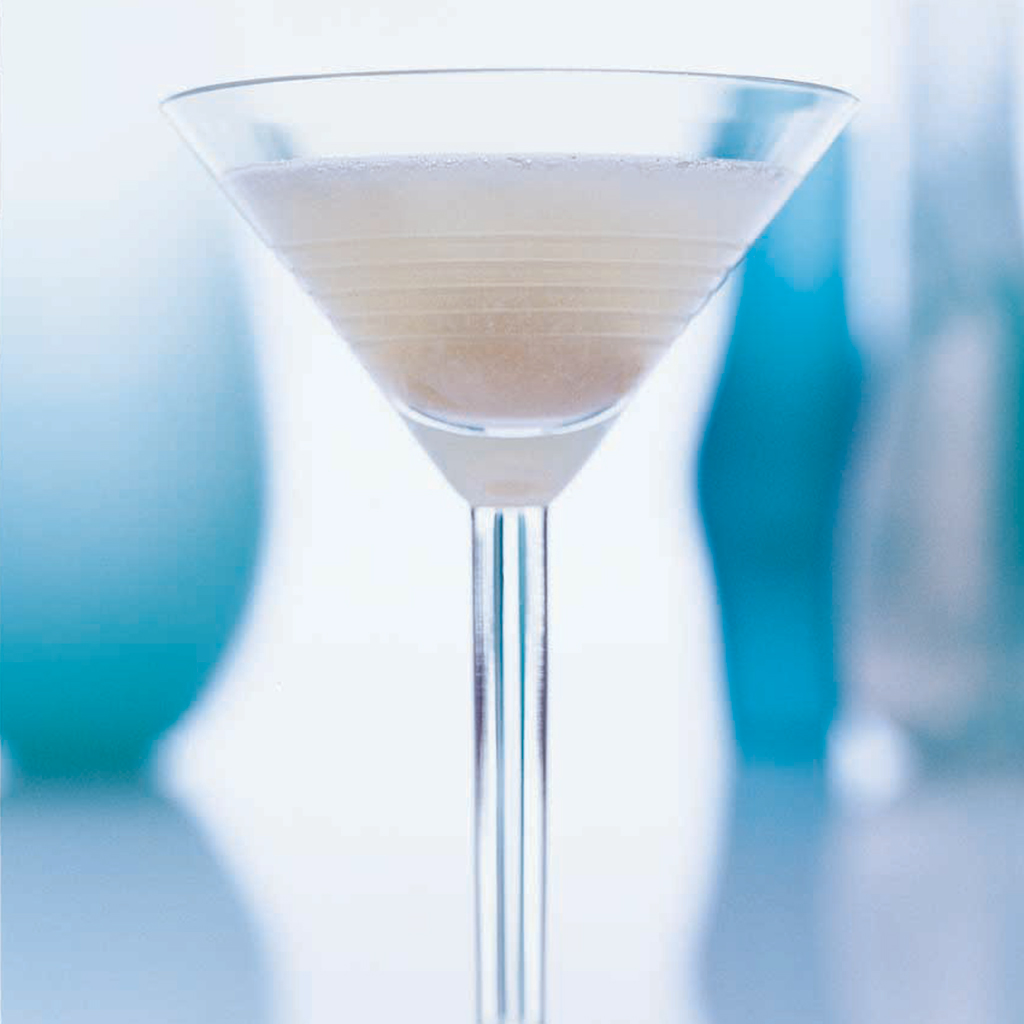Cocktail Recipes: Lychee Gimlet