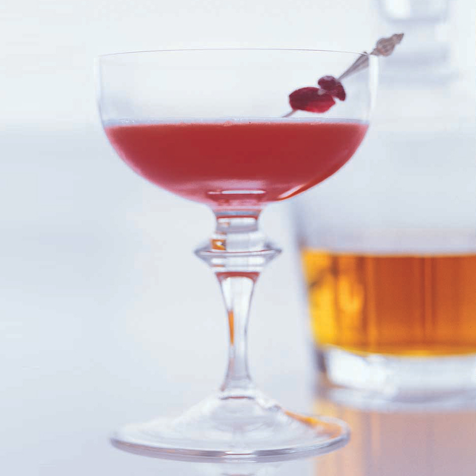 Cocktail Recipes: Wry Manhattan