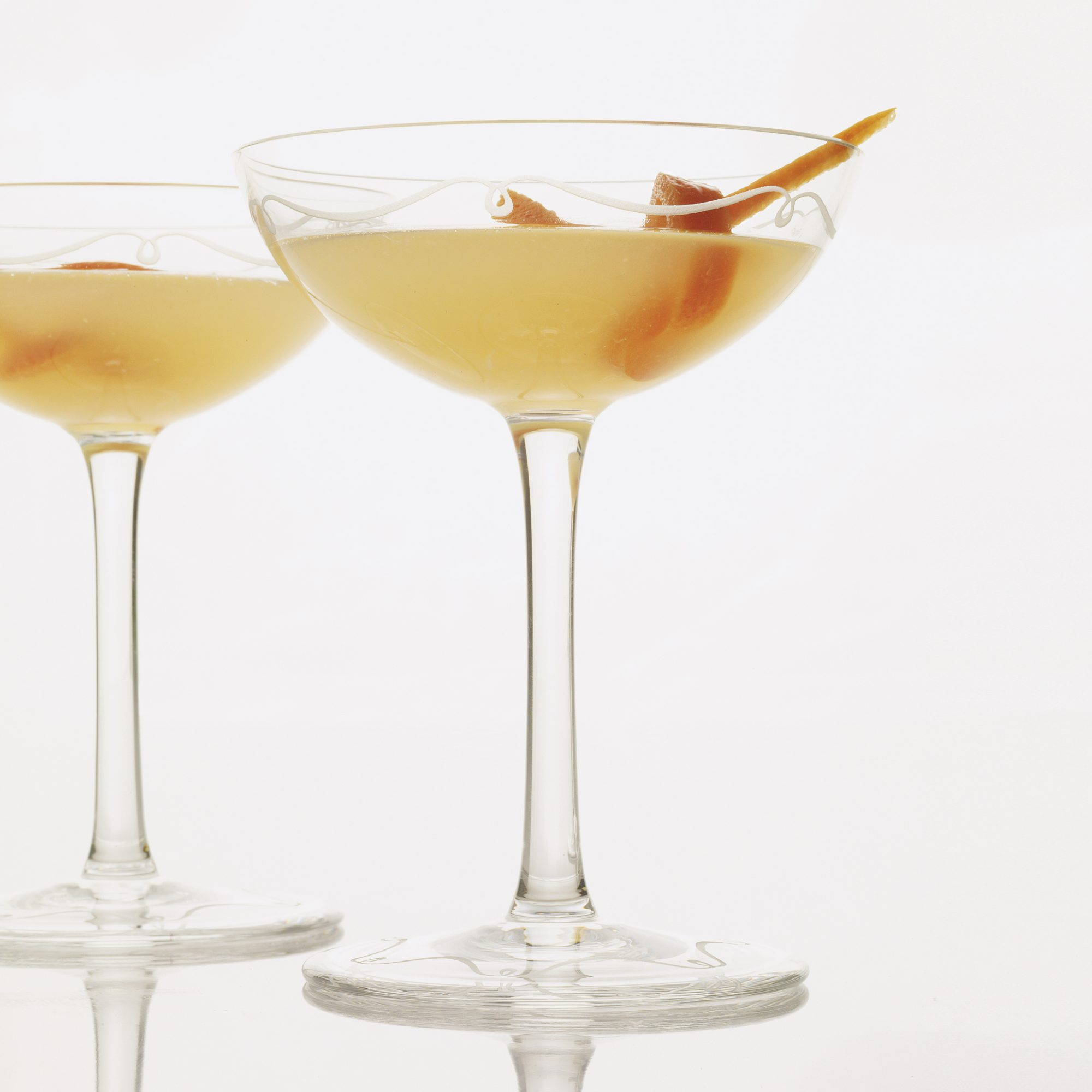 Cocktail Recipes: The Un-Usual Suspect