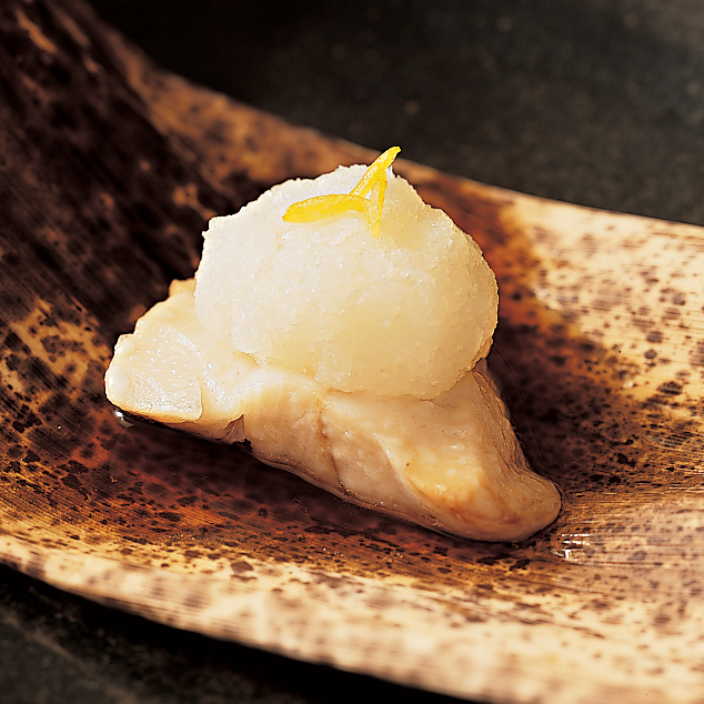 Japanese Steamed Cod with Daikon
