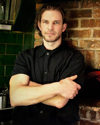 Seattle Chef Cormac Mahoney