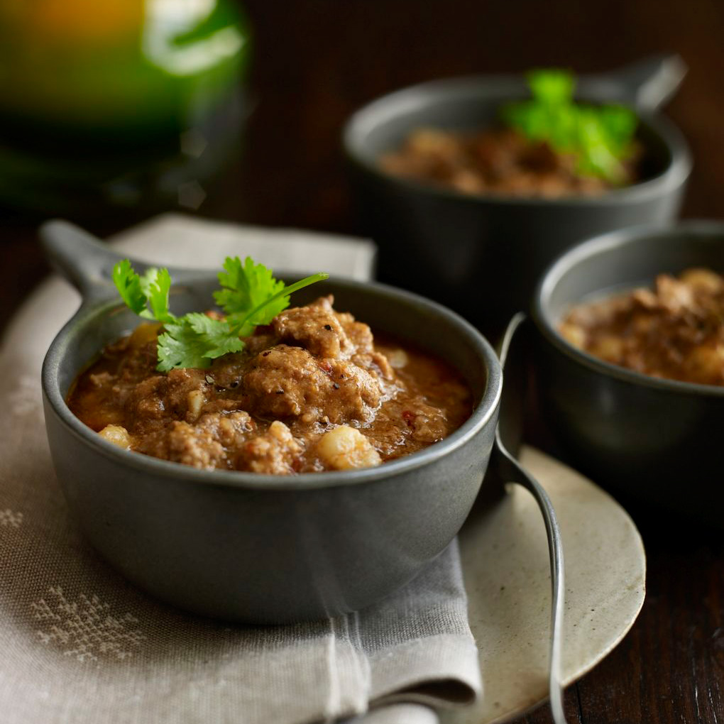 Chili with Hominy