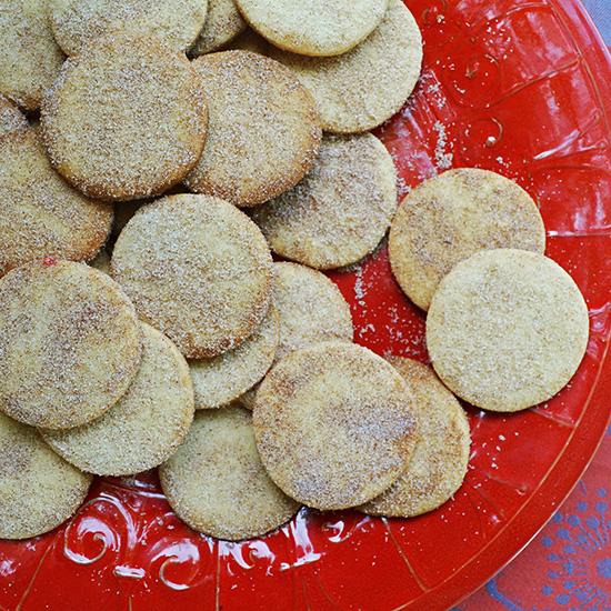The Perfect Holiday Sugar Cookie: Biscochitos