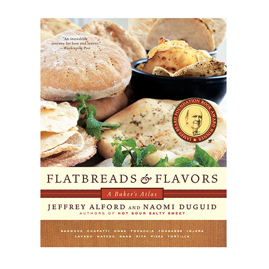 An Adventure Through Flatbreads