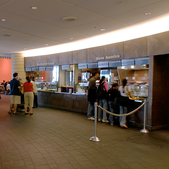 Mitsitam Café, Museum of the American Indian; Washington, DC