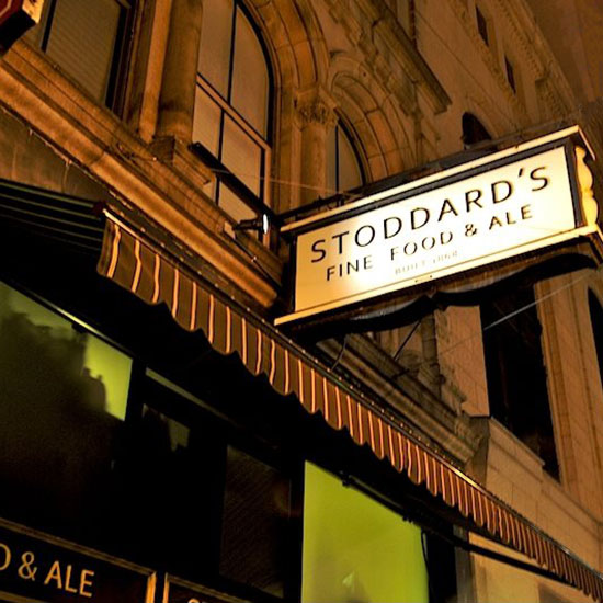 Stoddard's Fine Food & Ale; Boston