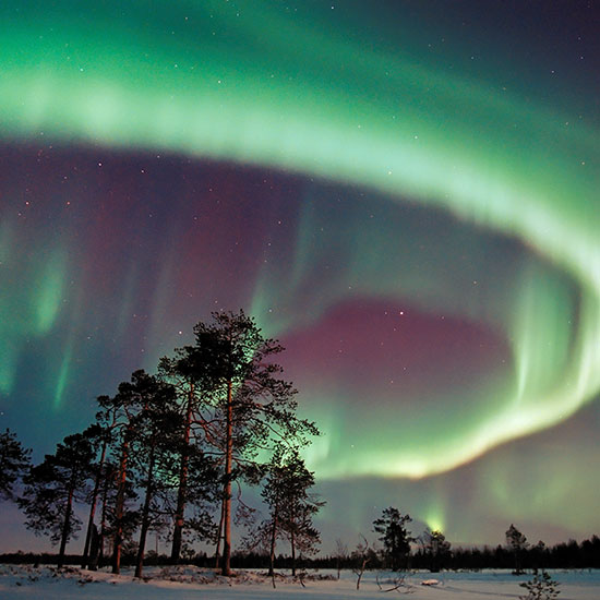 Coolest Places to See the Northern Lights