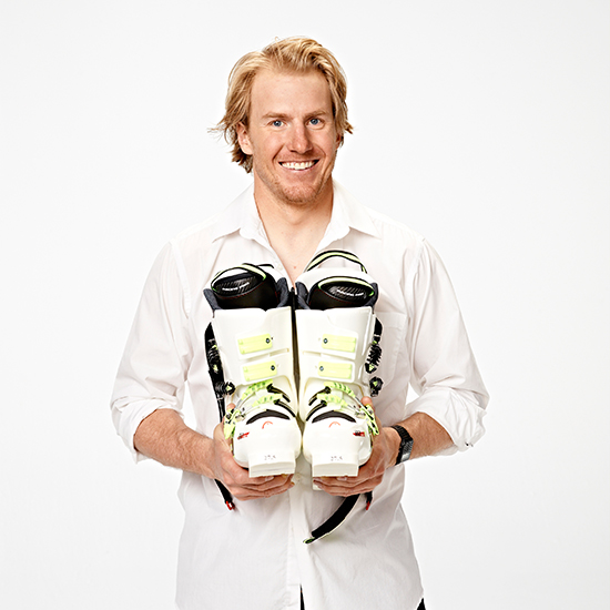 Ted Ligety: Alpine Skiing