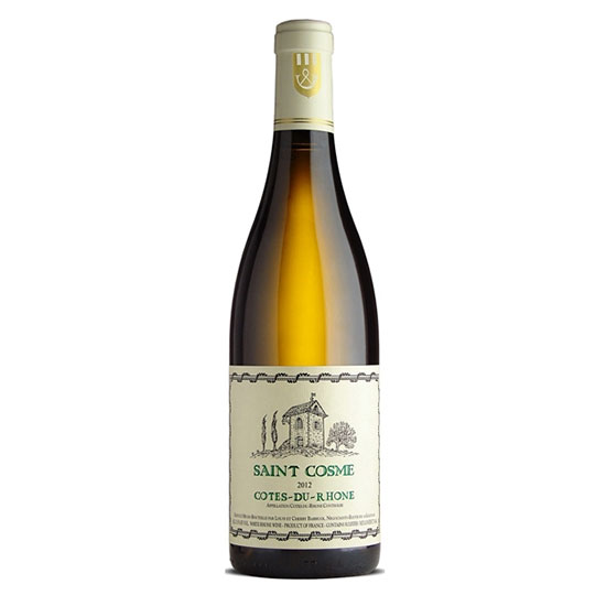 A Lemony, Spicy White Rhône for the New Year
