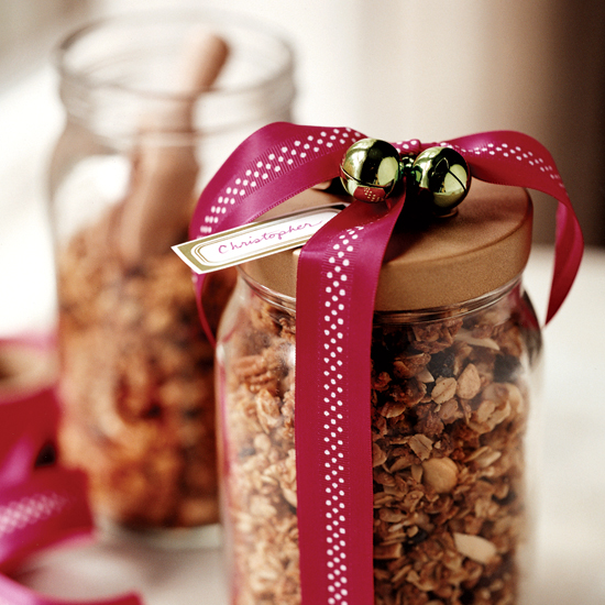 Mix-and-Match Granola