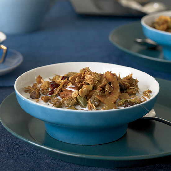 Fruit-and-Nut-Packed Granola