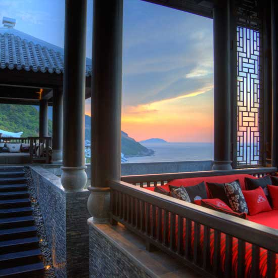 Intercontinental Danang Sun Peninsula Resort, Vietnam