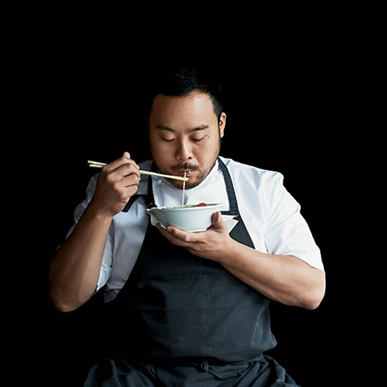 David Chang ♥'s Chicken Fingers