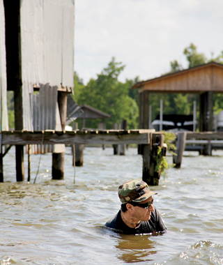 Perennial Plate: Catfish Noodling in Mississippi