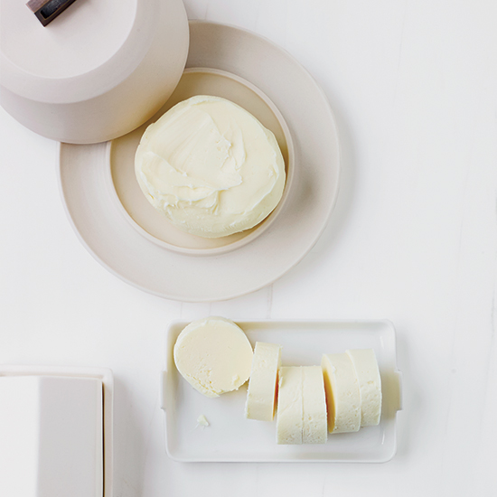The Mission: DIY Cultured Butter