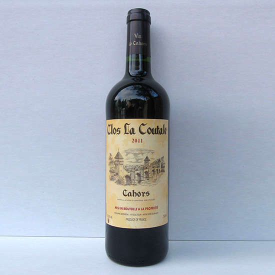 A Malbec That Speaks French