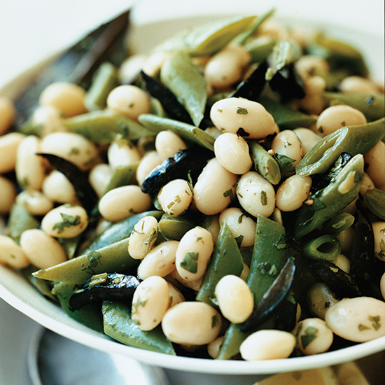 Cannellini-and-Green Bean Salad