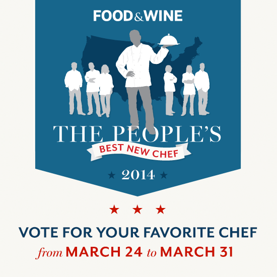 People's Best New Chef Voting Starts Monday!