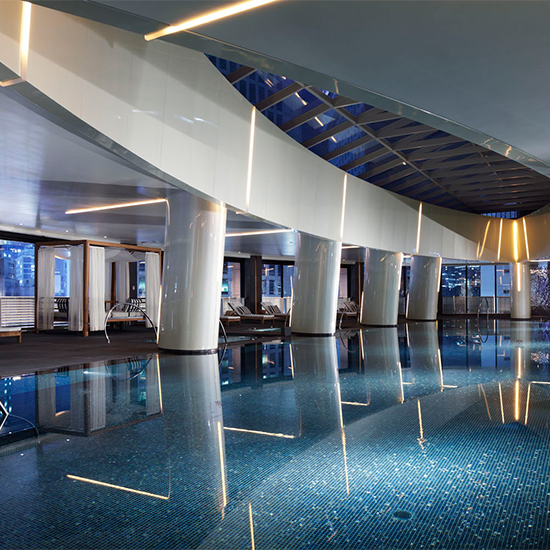 The Pool at the Westin Chosun; Seoul