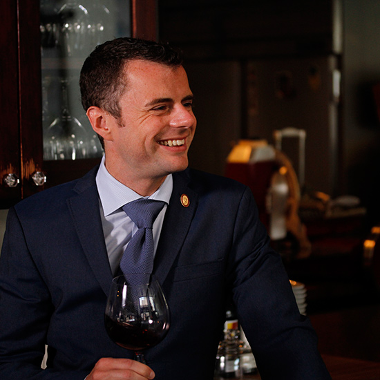 Chris Tanghe's Life Story in 3 Wines: Aged Barolo, Brilliant Burgundy and a Wine with a 2-Minute Finish