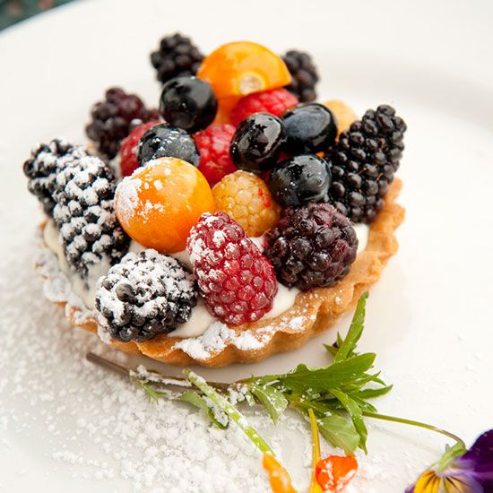 Mixed Berry Tart