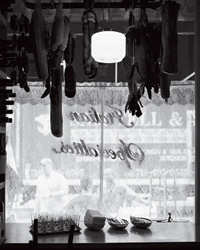 Restaurant Window