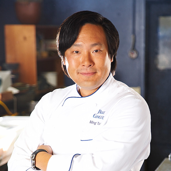 Ming Tsai, Blue Ginger, Wellesley
