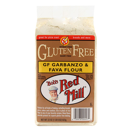 Is the Best Gluten-Free Flour Made from Beans?