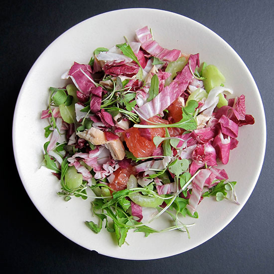 An Impossible-to-Pair Salad? Not Quite