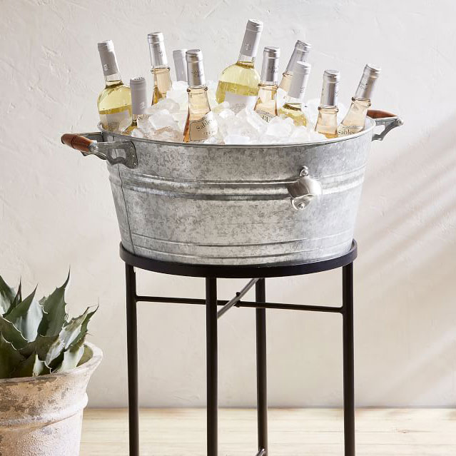 Elevated Ice Bucket