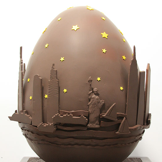 5 Things to Know About New York's Artsy, Blingy Easter Egg Hunt For Grown-Ups