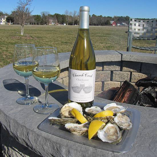 A Virginia Chardonnay That's Amazing with Seafood