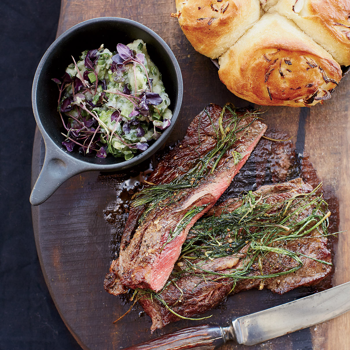 201406-r-griddled-gaucho-steak-with-bread-and-basil-salad.jpg