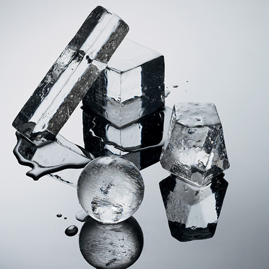 The Geometry of Perfect Cocktail Ice: 4 Essential Shapes