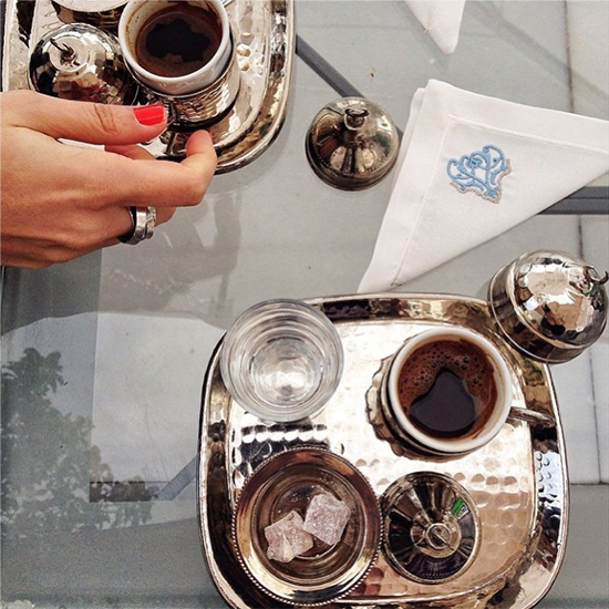 F&W Editors Will Go All the Way to Turkey for a Great Cup of Coffee