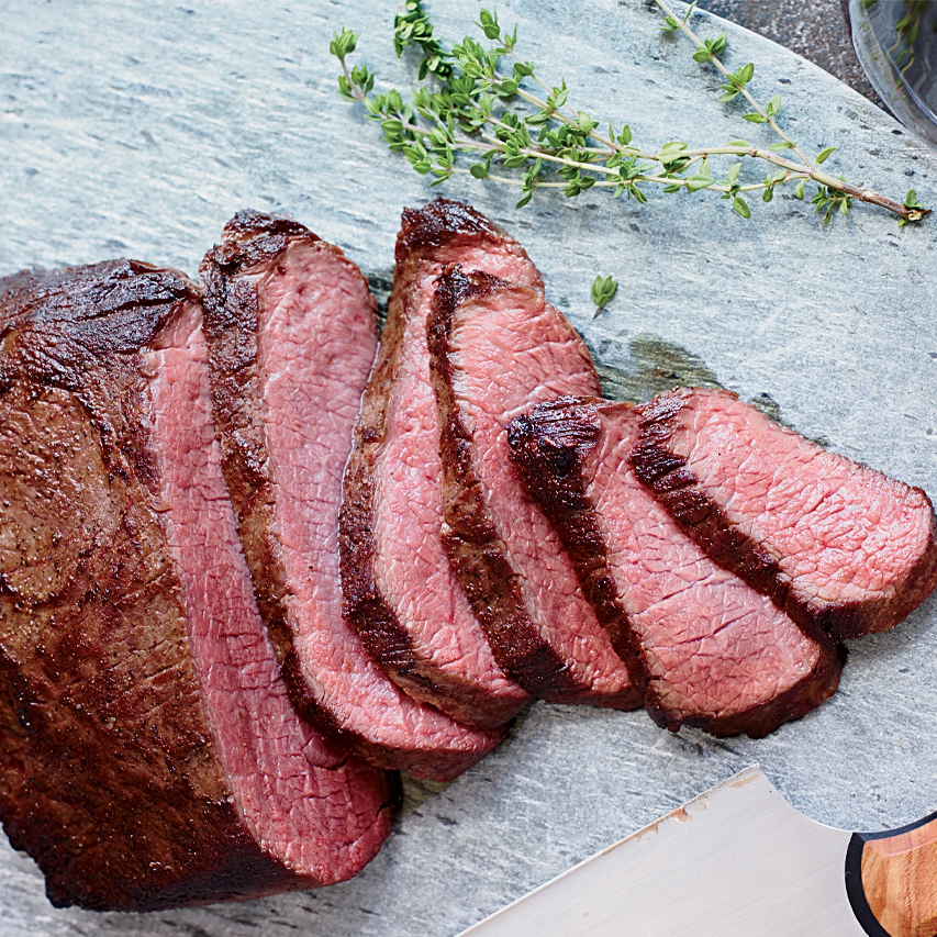 Seared Sous Vide-Style Tri-Tip