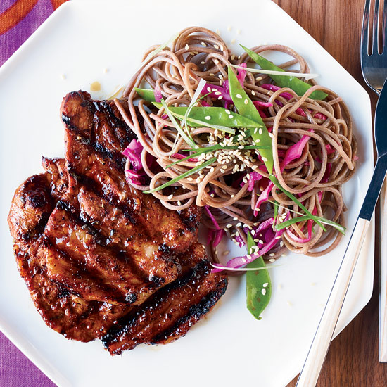 Spicy Korean Grilled Pork