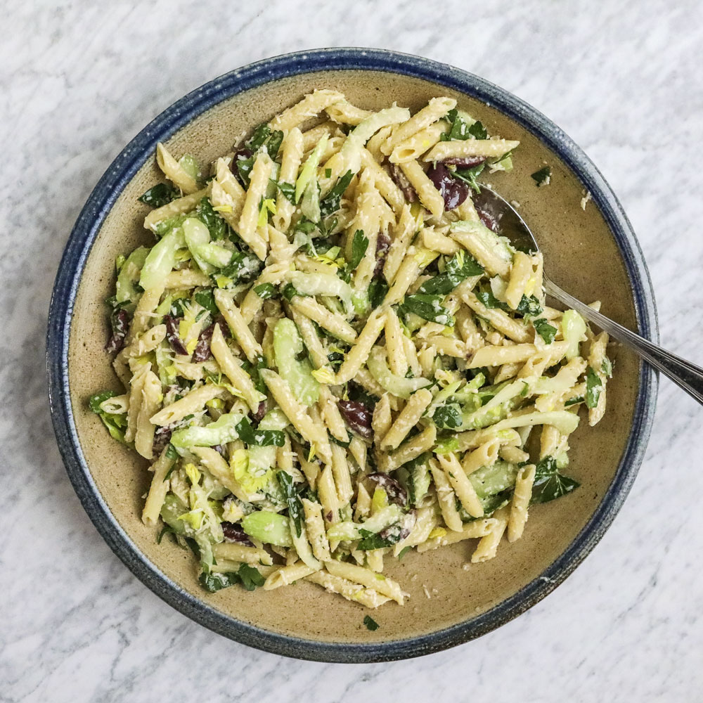 Easy Pasta Salad Recipe Anna Painter Food Wine