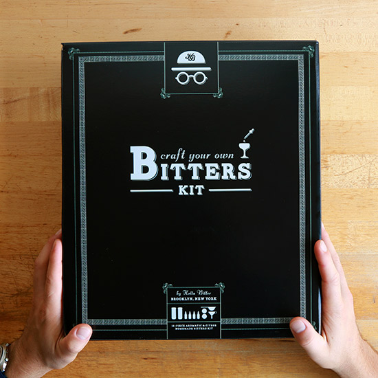 This DIY Bitters Kit Will Immediately Up Your Bartending Cred